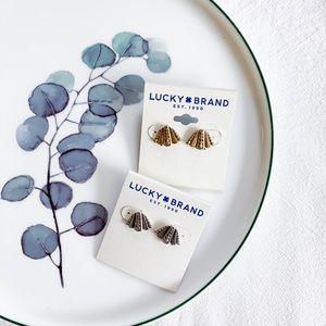 ❗️FINAL SALE❗️Lucky Brand Stud Earrings